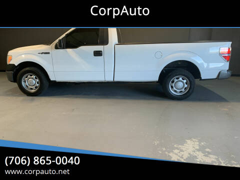 2010 Ford F-150 for sale at CorpAuto in Cleveland GA