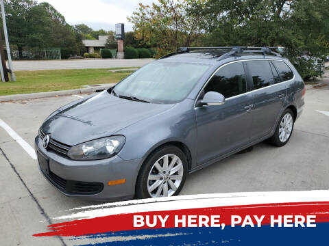 2011 Volkswagen Jetta for sale at Solo Auto Group in Mckinney TX