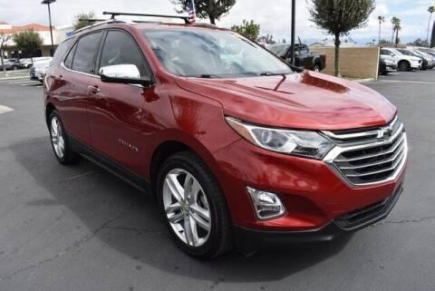 2019 Chevrolet Equinox for sale at DIAMOND VALLEY HONDA in Hemet CA