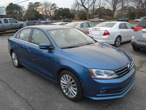 2016 Volkswagen Jetta for sale at Premium Auto Brokers in Virginia Beach VA