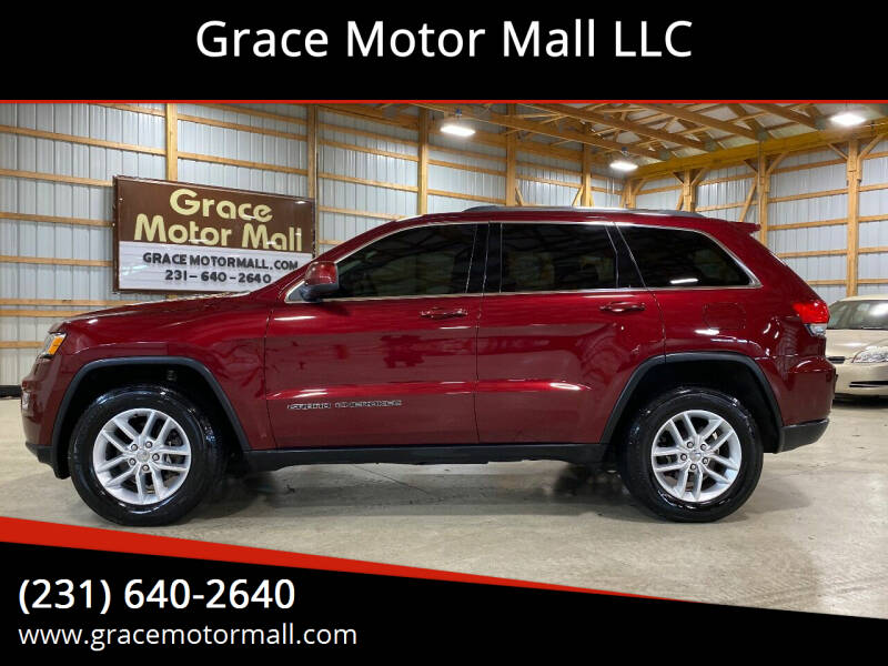 2018 Jeep Grand Cherokee for sale at Grace Motor Mall LLC in Traverse City MI