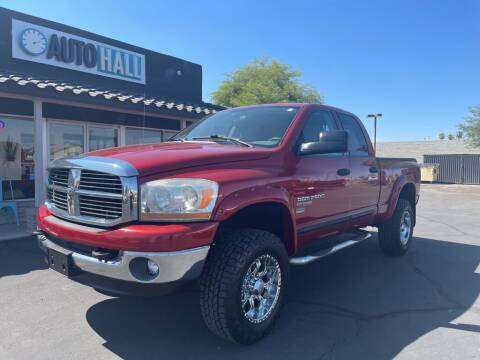 2006 Dodge Ram Pickup 2500 for sale at Auto Hall in Chandler AZ