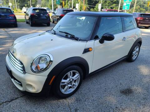 2013 MINI Hardtop for sale at Car and Truck Exchange, Inc. in Rowley MA