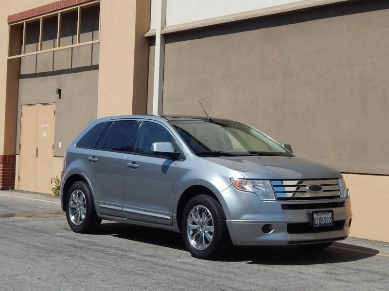 2007 Ford Edge for sale at Gilroy Motorsports in Gilroy CA