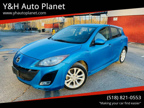2011 Mazda MAZDA3 for sale at Y&H Auto Planet in West Sand Lake NY