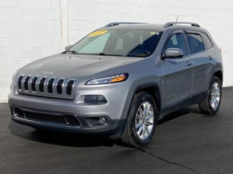 2015 Jeep Cherokee for sale at TEAM ONE CHEVROLET BUICK GMC in Charlotte MI