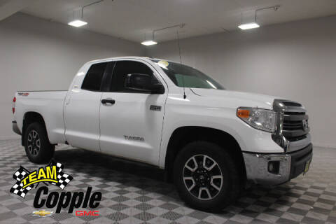 2015 Toyota Tundra for sale at Copple Chevrolet GMC Inc in Louisville NE