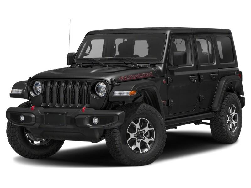 2020 Jeep Wrangler Unlimited for sale at Jensen's Dealerships in Sioux City IA