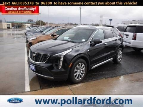 2020 Cadillac XT4 for sale at South Plains Autoplex by RANDY BUCHANAN in Lubbock TX