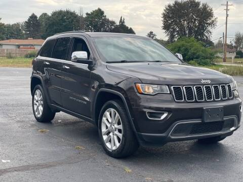 2017 Jeep Grand Cherokee for sale at EXPO AUTO GROUP in Perry OH
