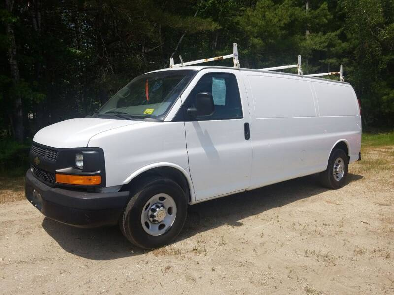 2013 Chevrolet Express Cargo for sale at Lewis Auto Sales in Lisbon ME