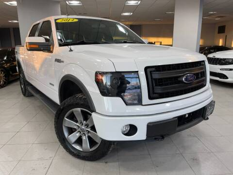 2014 Ford F-150 for sale at Auto Mall of Springfield in Springfield IL