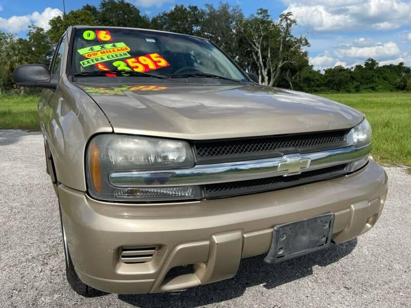 2006 Chevrolet TrailBlazer for sale at Auto Export Pro Inc. in Orlando FL