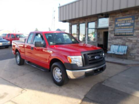 2011 Ford F-150 for sale at Preferred Motor Cars of New Jersey in Keyport NJ