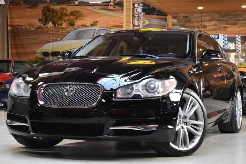 2010 Jaguar XF for sale at Chicago Cars US in Summit IL