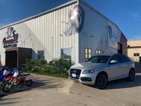 2014 Audi Q5 for sale at Barrett Auto Gallery in San Juan TX