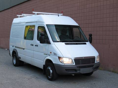 2003 Dodge Sprinter Cargo for sale at United Motors Group in Lawrence MA
