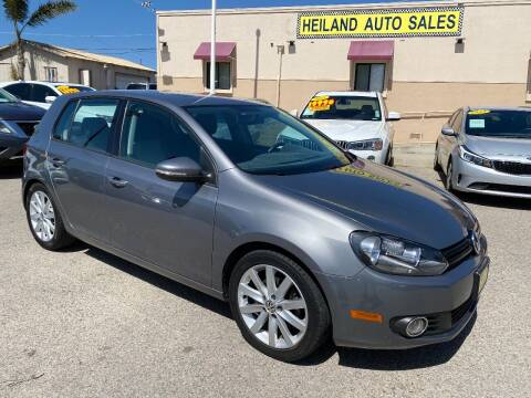 2011 Volkswagen Golf for sale at HEILAND AUTO SALES in Oceano CA