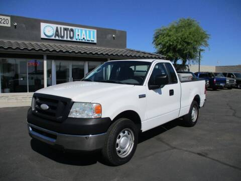 2008 Ford F-150 for sale at Auto Hall in Chandler AZ