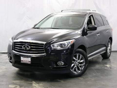 2013 Infiniti JX35 for sale at United Auto Exchange in Addison IL