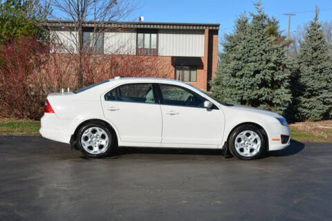 2010 Ford Fusion for sale at Signature Truck Center in Crystal Lake IL