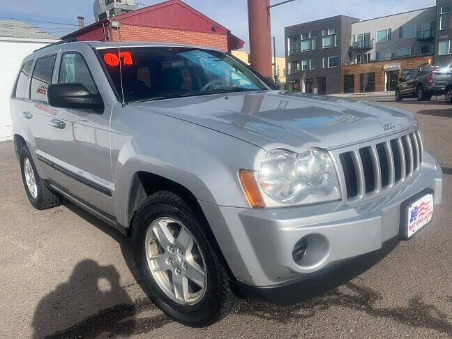 2007 Jeep Grand Cherokee for sale at Nations Auto in Lakewood CO