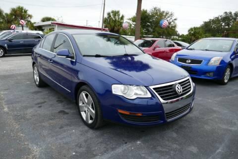 2008 Volkswagen Passat for sale at J Linn Motors in Clearwater FL