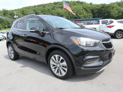 2018 Buick Encore for sale at Viles Automotive in Knoxville TN
