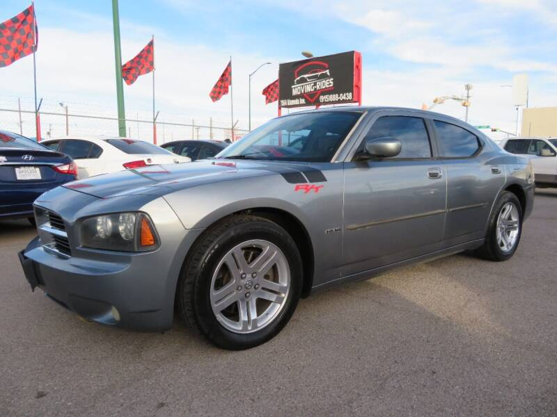 2006 Dodge Charger for sale at Moving Rides in El Paso TX