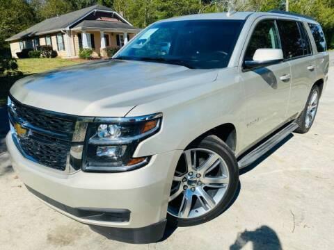 2015 Chevrolet Tahoe for sale at E-Z Auto Finance in Marietta GA