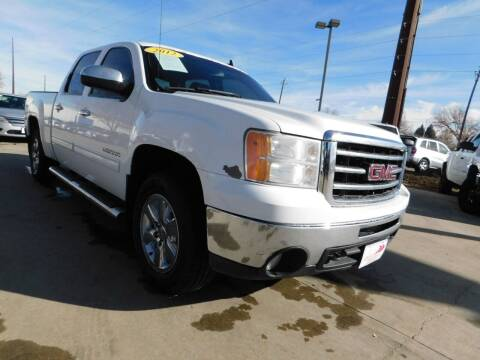 2012 GMC Sierra 1500 for sale at AP Auto Brokers in Longmont CO