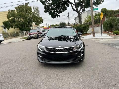 2018 Kia Optima for sale at Kapos Auto, Inc. in Ridgewood NY