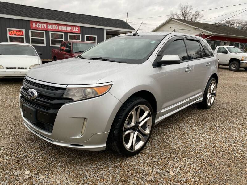 2011 Ford Edge for sale at Y City Auto Group in Zanesville OH