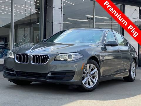 2014 BMW 5 Series for sale at Carmel Motors in Indianapolis IN