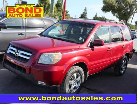 2006 Honda Pilot for sale at Bond Auto Sales in St Petersburg FL
