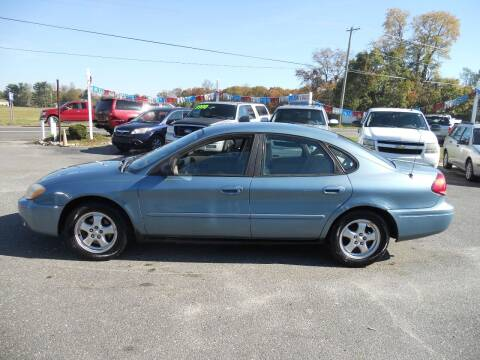 2006 Ford Taurus for sale at All Cars and Trucks in Buena NJ