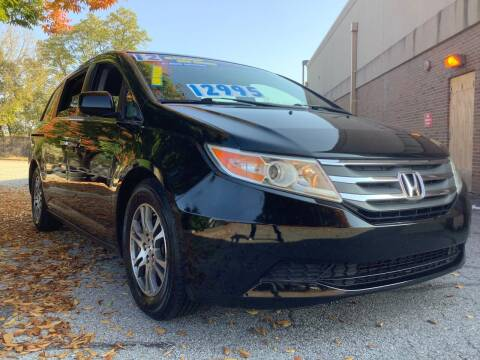 2012 Honda Odyssey for sale at Active Auto Sales Inc in Philadelphia PA
