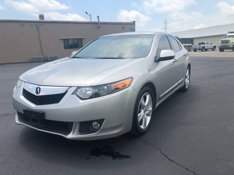 2010 Acura TSX for sale at Zarate's Auto Sales in Caledonia WI