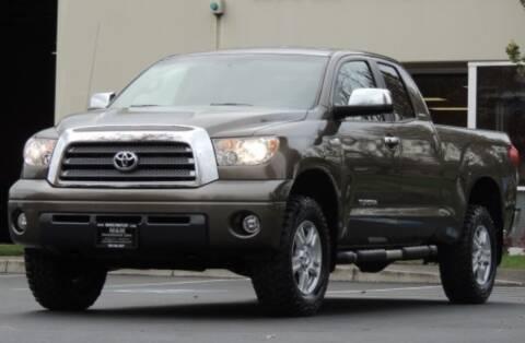 2007 Toyota Tundra for sale at Diamond Automobile Exchange in Woodbridge VA