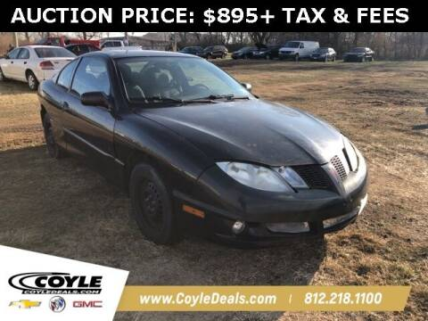 2005 Pontiac Sunfire for sale at COYLE GM - COYLE NISSAN in Clarksville IN