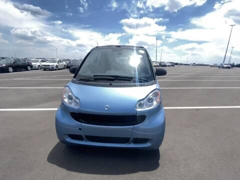 2012 Smart fortwo for sale at Carlando in Lakeland FL