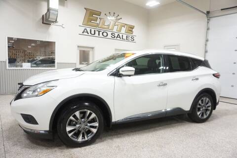2016 Nissan Murano for sale at Elite Auto Sales in Ammon ID