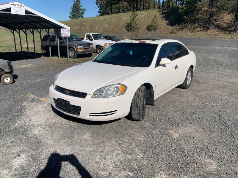2006 Chevrolet Impala for sale at CARLSON'S USED CARS in Troy ID