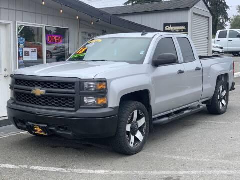 2015 Chevrolet Silverado 1500 for sale at West Coast Auto Works in Edmonds WA