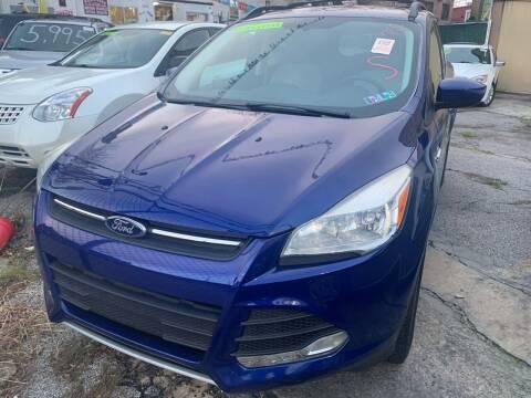 2013 Ford Escape for sale at GARET MOTORS in Maspeth NY