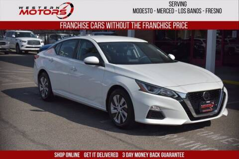 2020 Nissan Altima for sale at Choice Motors in Merced CA