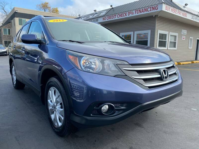 2012 Honda CR-V for sale at WOLF'S ELITE AUTOS in Wilmington DE