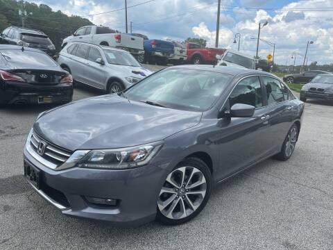 2014 Honda Accord for sale at Philip Motors Inc in Snellville GA