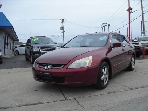 2003 Honda Accord for sale at Nationwide Auto Group in Melrose Park IL