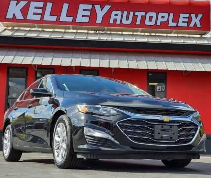 2020 Chevrolet Malibu for sale at Kelley Autoplex in San Antonio TX